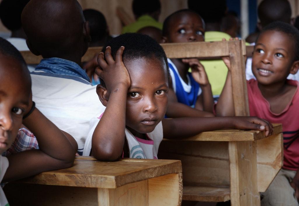 Help kids in Africa